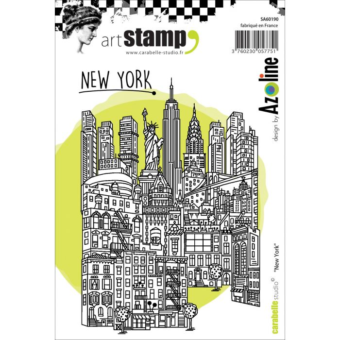 Carabelle Studio Cling Stamp A6